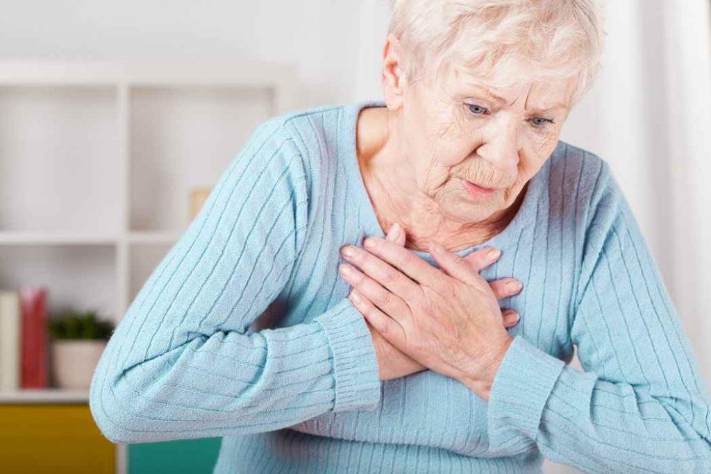 علائم بسته شدن رگ قلب